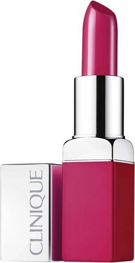 Clinique Pop Lip Colour + Primer Lipstick N°10 Punch Pop