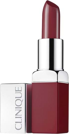 Clinique Pop Lip Colour + Primer Lipstick N°15 Berry Pop