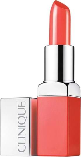 Clinique Pop Lip Colour + Primer Lipstick N°05 Melon Pop