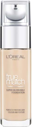 L'Oréal Paris True Match Foundation N° 3R3C Beige Rose 30 ml