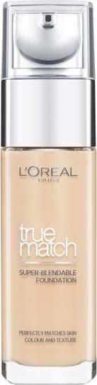 L'Oréal Paris True Match Foundation N° 3D3W Beige Dore/Go 30 ml