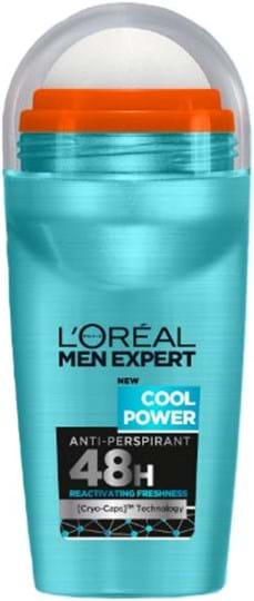 L'Oréal Paris Men Expert Dry Ice Roll-On Deodorant 50 ml