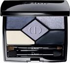 Dior 5 Couleurs Designer Pro Eye Shadow N° 208 Navy Design