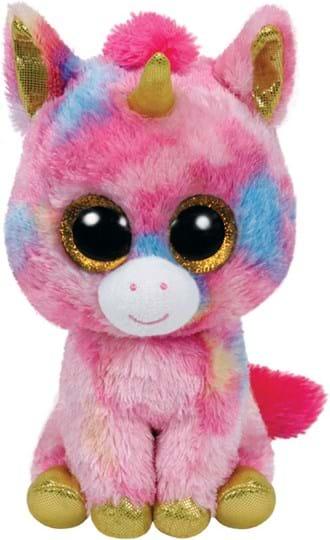 Ty, Beanie Boos Large, fantasia unicorn - beanie boo large