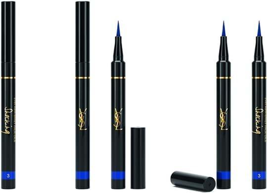 Yves Saint Laurent Eyeliner Effet Faux Eyeliner N° 03 Deep Blue