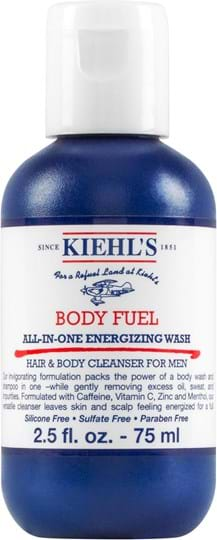 Kiehl's Body Fuel Wash 75 ml