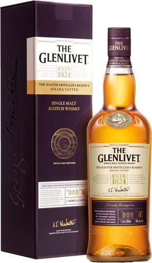 The Glenlivet Triple Cask Matured White Oak Reserve 40 % 1L