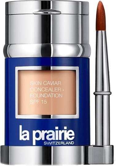 La Prairie Skin Caviar Concealer SPF 15-foundation Peche 30 ml