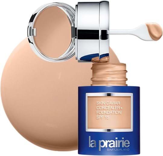 La Prairie Skin Caviar-concealerfoundation SPF15 N°96 Soft Ivory 30ml