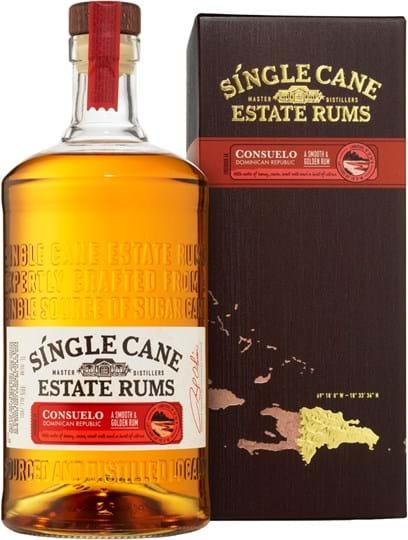 Single Cane Consuelo 40% 1L, gaveæske