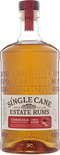Single Cane Consuelo 40% 1L, giftbox