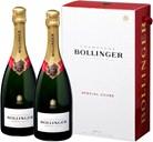 Bollinger, Special Cuvée, brut, hvid, 2x0,75L (dobbeltpakke)