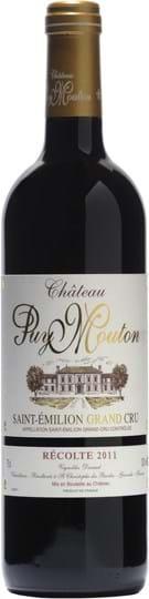 Château Puy Mouton, Saint-Émilion, AOC, Grand Cru, dry, red