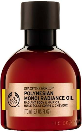 The Body Shop Spa of the World Polynesian Monoi Radiance Oil 170 ml