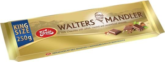 Freia Walters Mandler Chocolate 250g