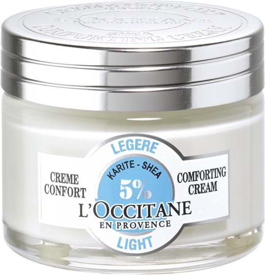 L' Occitane en Provence Karite-Shea Butter Shea Light Face Cream 50 ml