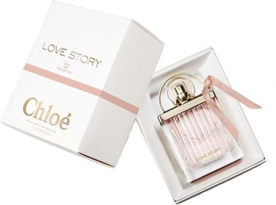 Chloé Love Story Eau de Toilette 50ml