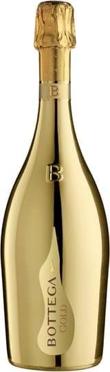 Bottega, Gold, Prosecco Spumante, DOC, brut, hvid, 0,75L