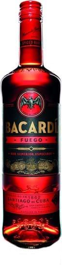 Bacardi Fuego 40% 1L