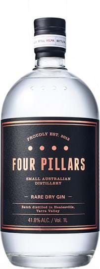Four Pillars Rare Dry Gin 41.8% 1L