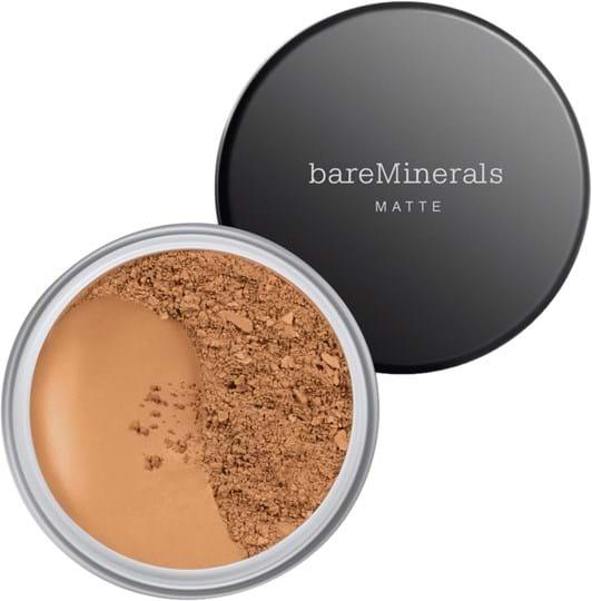 bareMinerals Matte-foundation SPF Warm Tan