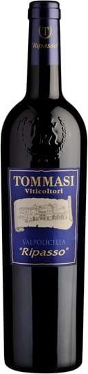 Tommasi, Ripasso della Valpolicella, DOC, tør, rød, 0,75L