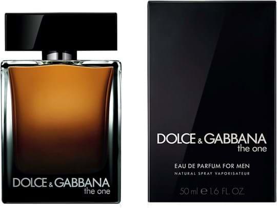 Dolce & Gabbana The One for Men Eau de Parfum 50ml