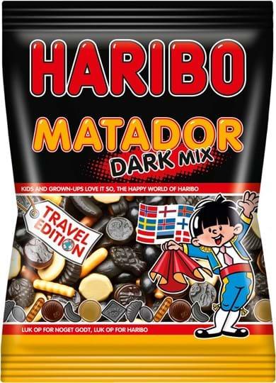 HARIBO Matador Dark Mix 450g