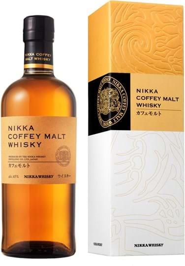 The Nikka Nikka Coffey Malt Whisky, gift pack