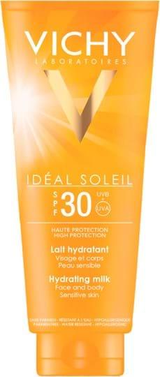 Vichy Capital Soleil Lait Familial SPF30 Tube 300 ml
