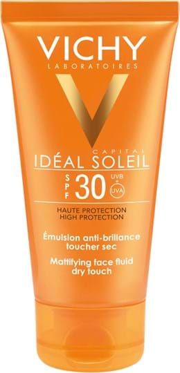 Vichy Ideal Soleil Face Cream Dry Touch SPF30 Tube