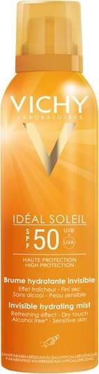Vichy Ideal Soleil Brume Hydratante SPF50 200ml