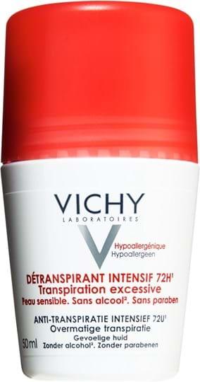Vichy Deodorant Dermo-Tole Deodorant Stress-Resist Roll-On