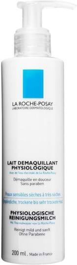 La Roche Posay Lait Demaquillant Physiologique Cleansing Milk 200ml