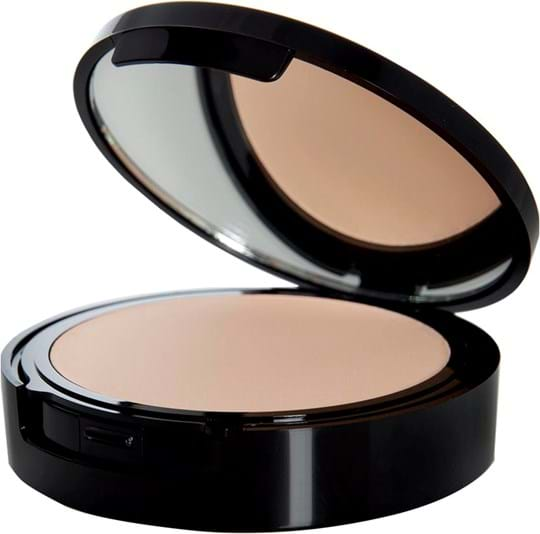 Nilens jord Mineral Compact Foundation N° 590 Honey