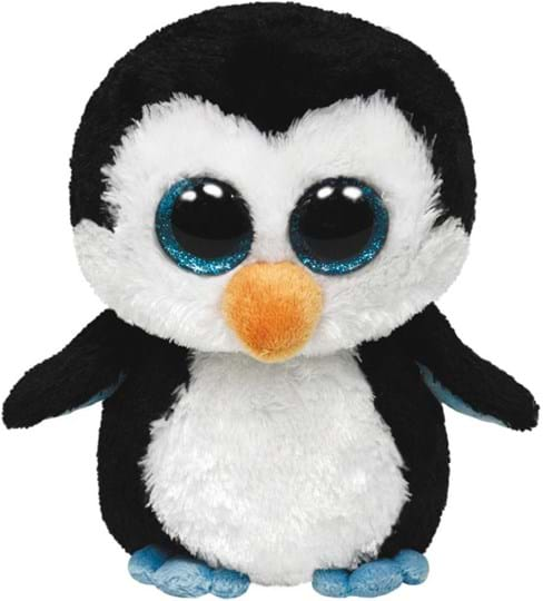 Ty, Beanie Boos, waddles boo x-large - pinguin, 42cm