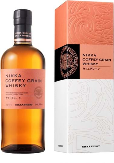 The Nikka Nikka Coffey Grain Whisky, giftpack