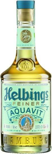 Helbing Aquavit 42% 0,5L, økologisk