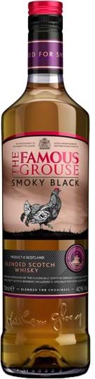 The Famous Grouse Smoky Black 40 % 1L