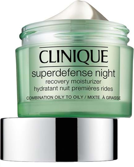 Clinique Superdefense Night Recovery Moisturizer 3/4 50 ml