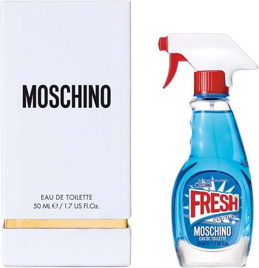 Moschino Fresh Couture Eau de Toilette Natural Spray