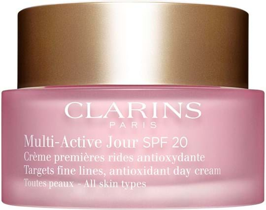 Clarins Multi Active Day Cream All Skin Types SPF 20