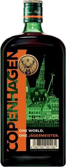 Jägermeister Copenhagen Edition 35% 1L