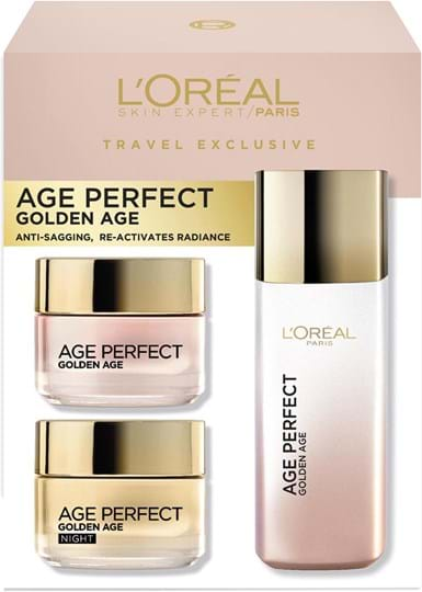 L'Oréal Paris Age Age Perfect Golden Programme-sæt