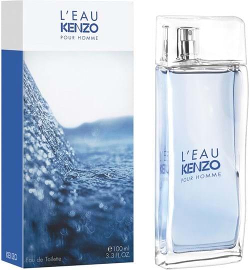 L'Eau Kenzo pour Homme Eau de Toilette Spray (replaces GH 870116)