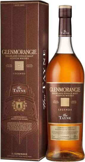 Glenmonrangie The Tayne 43% 1L, gaveæske