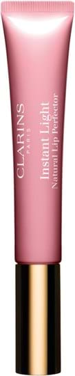 Clarins Instant Light Natural Lip Perfector Lipstick N°07 Toffee Pink 12ml