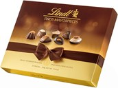 Lindt Assorted Swiss Masterpieces-æske, 220g