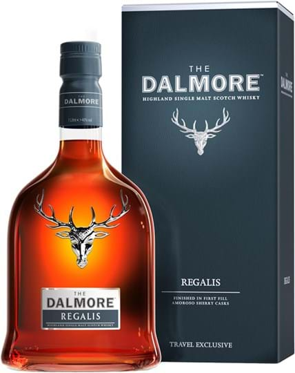 Dalmore Regalis Highland Single Malt Scotch Whisky 40% 1L