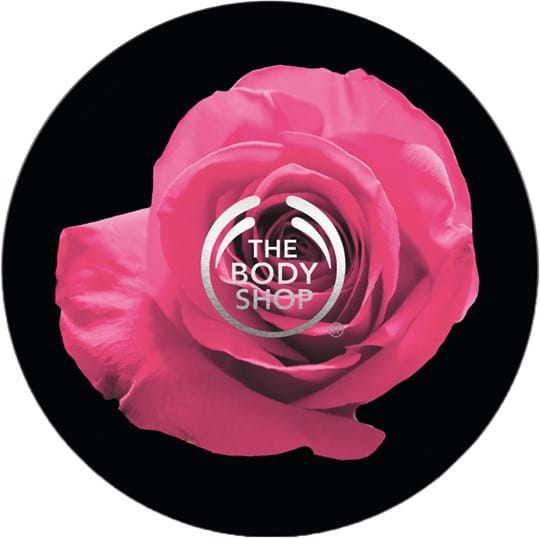 The Body Shop British Rose Body Butter 200 ml